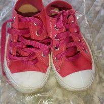 Tênis pink - 24 - Tricae