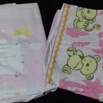 lote de lençol - Sem faixa etaria - Várias