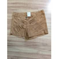 short suede baby club - 24 a 36 meses - Baby Club