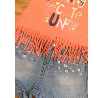 jeans mocinha - 4 anos - marisa