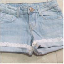 shorts zara infantil - 5 anos - Zara