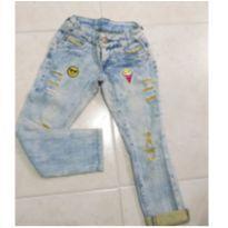 calça jeans review infantil - 5 anos - Review