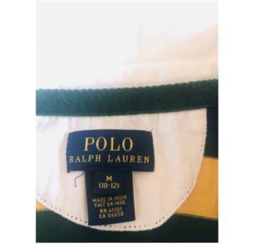 Camisa Gola Polo Ralph Lauren - 14 anos - Polo Ralph Lauren