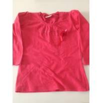Blusa vermelha - 3 anos - KiKA