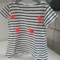 Blusa Florzinha Zara