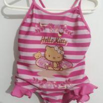Maiô gracinha Hello Kity - 4 anos - Hello  Kitty