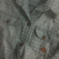 Camisa jeans estilosa - 3 anos - Outra
