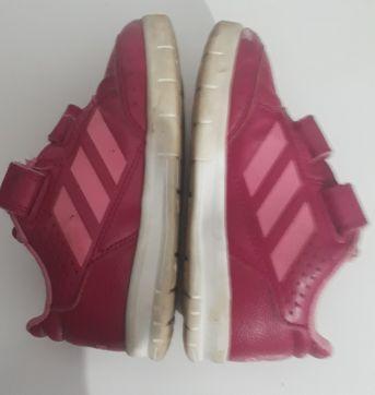 Tênis em couro Adidas - 23 - Adidas