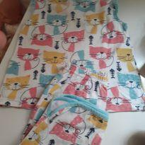 Pijama Gatinhos lindooo!! - 3 anos - Club zzz
