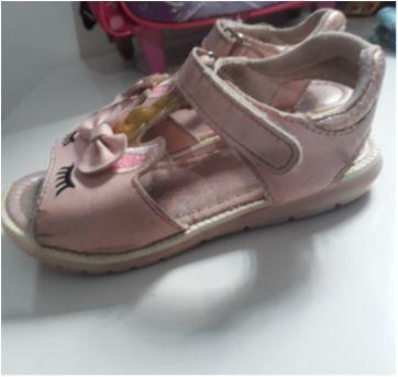 Sandália unicórnio fofa - 27 - Camin