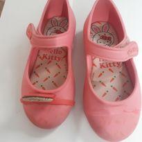 DOAÇÃO- Sapatilha Hello Kitty - 25 - Hello  Kitty