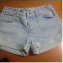 Shortinho jeans Palomino - 4 anos - Palomino