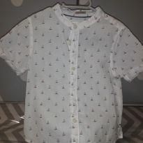 Camisa estilosa Zara Baby - 18 a 24 meses - Zara Baby