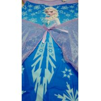 Vestido Feminino Frozen TAM. 2 - 2 anos - Importada