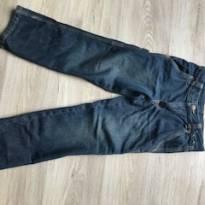 Calça Jeans Menino Tamanho 7 - importada - 6 anos - Importada