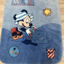 Cobertor Mickey - Sem faixa etaria - jolitex