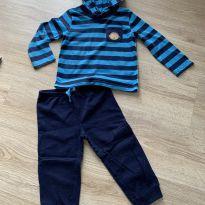 Conjunto Carter's Calça + Camisa TAM 24 meses - 2 anos - Carter`s