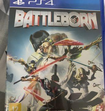 Jogo PS4 Battleborn - Sem faixa etaria - Não informada