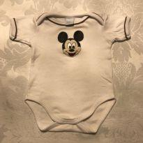 Body mickey Disney - 3 meses - Disney