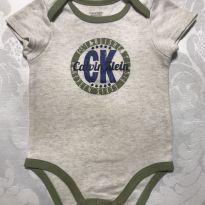 Body calvin Klein - 6 a 9 meses - Calvin Klein