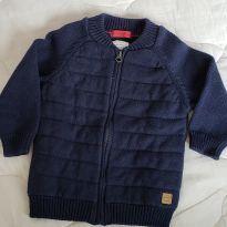 Casaquinho tricô Zara - 3 a 6 meses - Zara