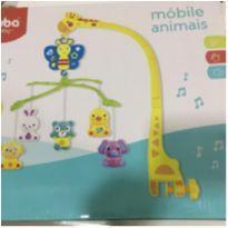 Móbile Animais para berço (bebês +3meses) -  - Buba Baby