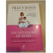 Livro A encantadora de bebês -  - Editora Manole