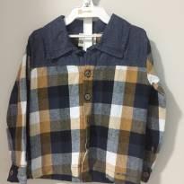 Camisa xadrez (1) - 1 ano - LePetit