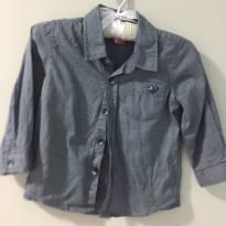 Camisa (1) - 1 ano - Marisol