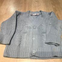 Cardigan (P) - 3 meses - Le Tricot