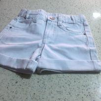 Bermuda jeans (G) - 1 ano - Anjos baby