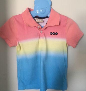 Camisa polo (1) - 1 ano - Milon
