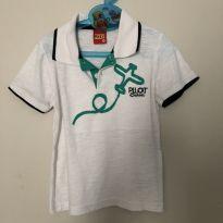 Camiseta polo (2) - 2 anos - Kyly