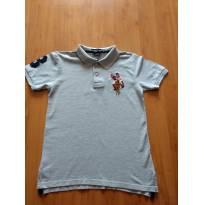 Camisa Polo US Polo ASSN - 8 anos - US Polo Assn