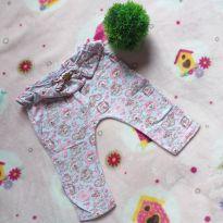 Calça Lilica Ripilica - 9 a 12 meses - Lilica Ripilica