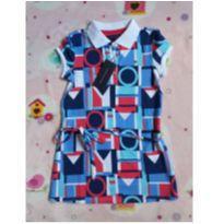 Vestido Tommy Hilfiger - 4 anos - Tommy Hilfiger