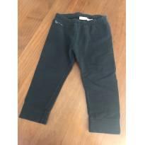 Calça Legging Preta  Zara - 18 meses - Zara