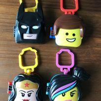 Chaveiros Brinquedos Lego Mcdonalds -  - Lego