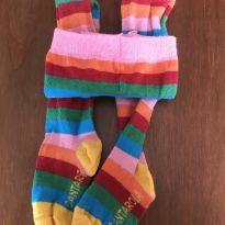 Meia Calça Colorida  -  Cantarola - 3 anos - Outros