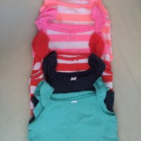 Kit Body alcinha Carters - 18 meses - Carter`s