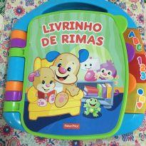 Livrinho musical -  - Fisher Price