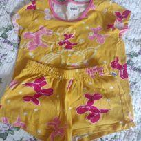 Pijama Puc - 4 anos - PUC