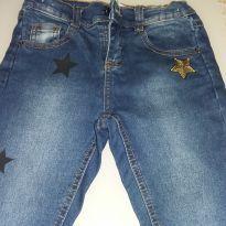 Calça Jeans Infantil - 7 anos - Palomino