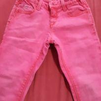 Calça pink levis - 4 anos - Levi`s