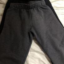 Kit 2 calças de moletom - 6 anos - Kyly