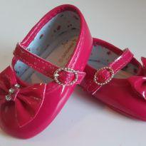 Sapatilha Boneca Pink com Laço Pimpolho no. 16 - 16 - Pimpolho