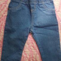 Calça Jeans - 3 a 6 meses - Boulevard Baby