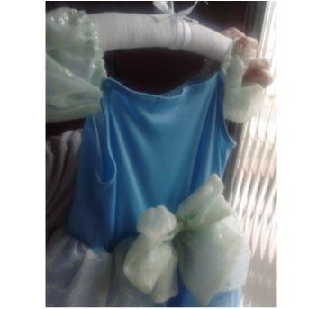 Vestido Cinderela - 4 anos - EPK