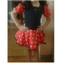 Vestido Minnie -  - magia e fantasia