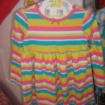 Vestido Colorido - 2 anos - Crazy 8